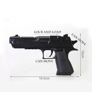 Image 5 - Zhenwei لتقوم بها بنفسك تجميع لعبة الألفية بندقية بندقية سلاح مسدس رصاصة طفل الفتيان هدية في الهواء الطلق لعبة لعبة للأطفال