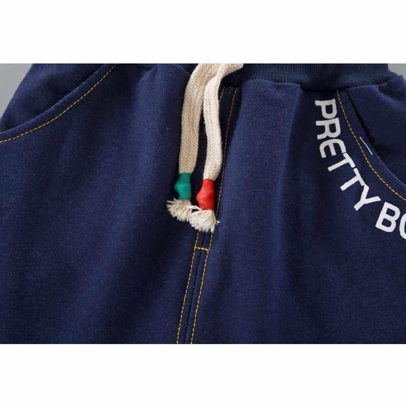 2019 Bambino Copre Gli Insiemi Del Bambino Del Ragazzo Del Cotone Con Cappuccio di Sport della Maglietta di Mickey Felpa + Pantaloni Dei Bambini Dei Ragazzi bambini Casual Abiti
