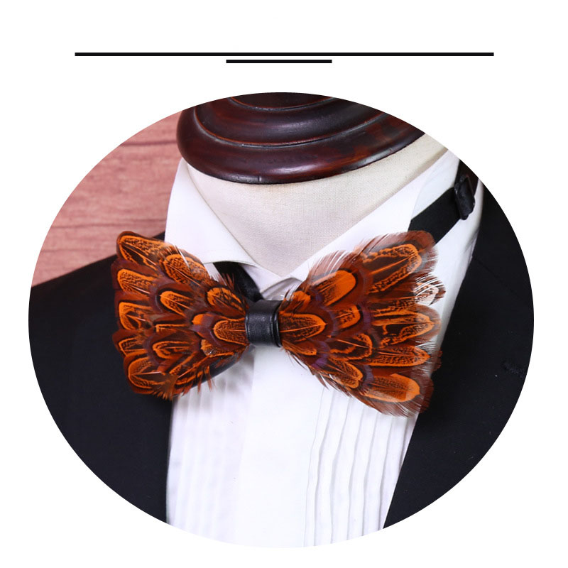 Buy bowtie orange and get free shipping on AliExpress.com 9104c3644372