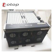 19 Inch Huawei MA5800 X15 Olt Met 2 * Mpla Controle En 2 * Pila Dc Power ,16 Potten Gphf C + Board