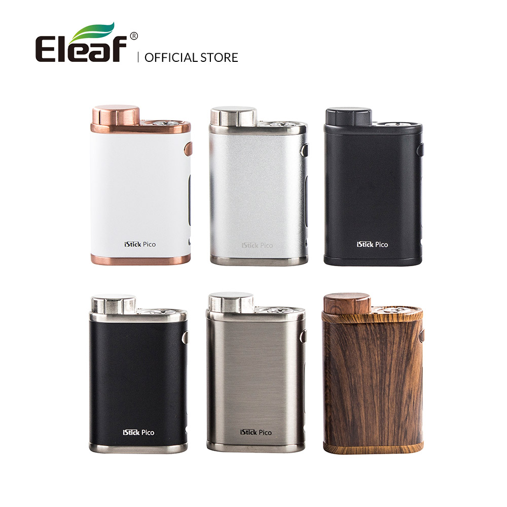 RU/US/FR/ES]Original Eleaf iStick Pico Mod /iStick Pico 75W