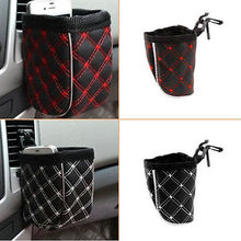 Hot Worldwide Car Storage Pocket Organizer Bag For Mobile Phone Holder Auto Pouch Adhesive Visor Box Car Accessories