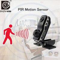 DF90 HD Mini Camera Security PIR Motion Sensor Camcorder Small Cam Baby Monitor DV DVR Portable