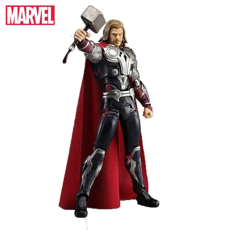 Marvel Hasbro The Avengers Super Hero Thor Movie&TV Toy Action Figure Collection Model Doll For Christmas New Year's Gift