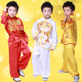 chinese kungfu Wushu suit costume Uniforms martial arts clothing new children's Tai Chi kung fu buddhist monk robes Halloween
