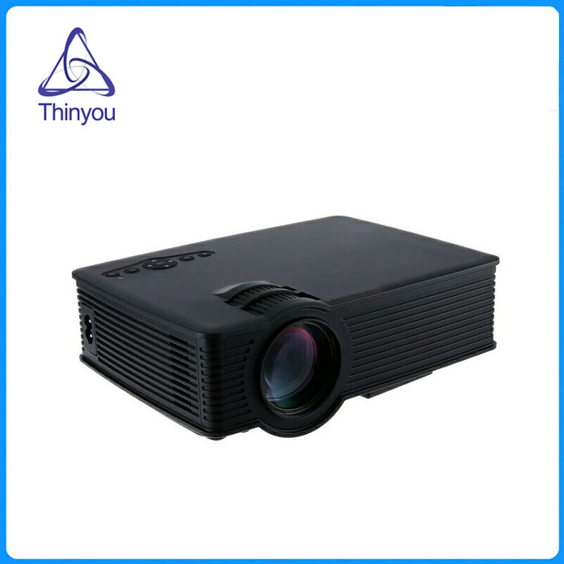 Thinyou Mini LED Projector Portable Wireless Wifi Android Home Theater Cinema Multimedia projektor Proyector beamer mini portable multimedia player dvd player home theater projector led proyector