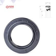 ID 21 мм сальник TC 21*33*7 мм(8 шт.) Аксессуары для подшипников радиальный вал NBR уплотнения