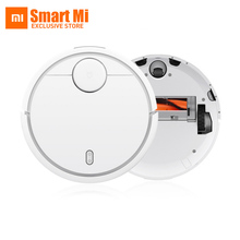 In Stock! XIAOMI Sweeping Robotic Cleaner Mi Robot Room Robot 5200mAh NIDEC Motor Suction LDS 12 Sensors APP Control White