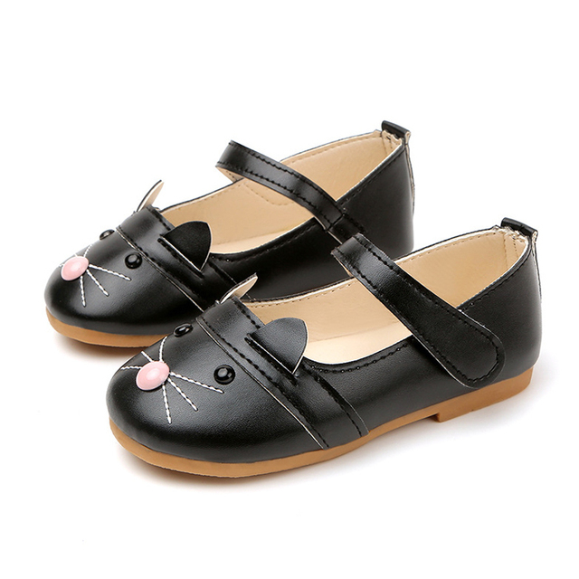 Chaussures noires Casual fille dx6WJExx