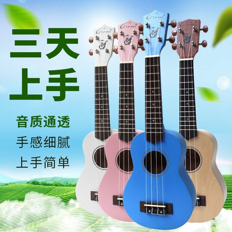Ukulele 21 Acoustic Ukelele Spruce Ukulele 4 Strings Guitar Guitarra Instrument with Built-in EQ Pickup kaka kus dr mgk du kt fl 21 mini spruce engraving ukulele four 4 strings instrument bass guitar rosewood sapele ukelele case