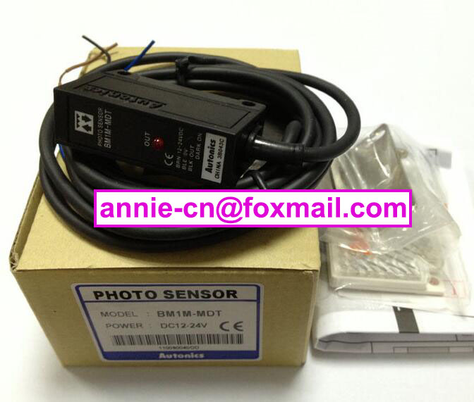 BM1M-MDT  AUTONICS  New and original    PHOTO SENSOR  12-24VDC  комплект fluke 1587 mdt