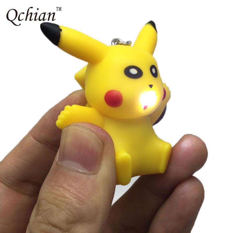 2017-anime-font-b-pokemon-b-font-go-key-chians-pikachu-mini-figures-3d-led-font-b-pokemon-b-font-keychain-keyring-holder-yellow