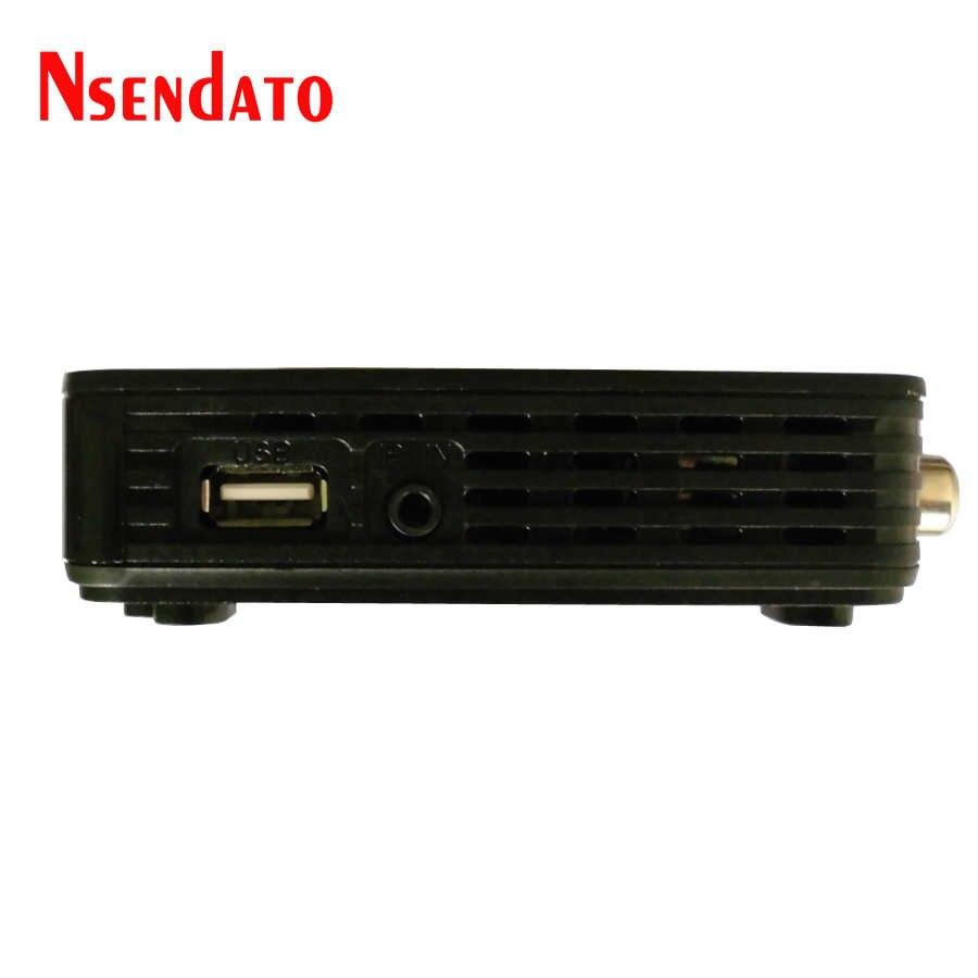 K2 DVB-T2 DVBT2 décodeur numérique récepteur terrestre 1080 P DVB-T2 H.264 MPEG4 PVR boîtier de télévision vidéo avec télécommande