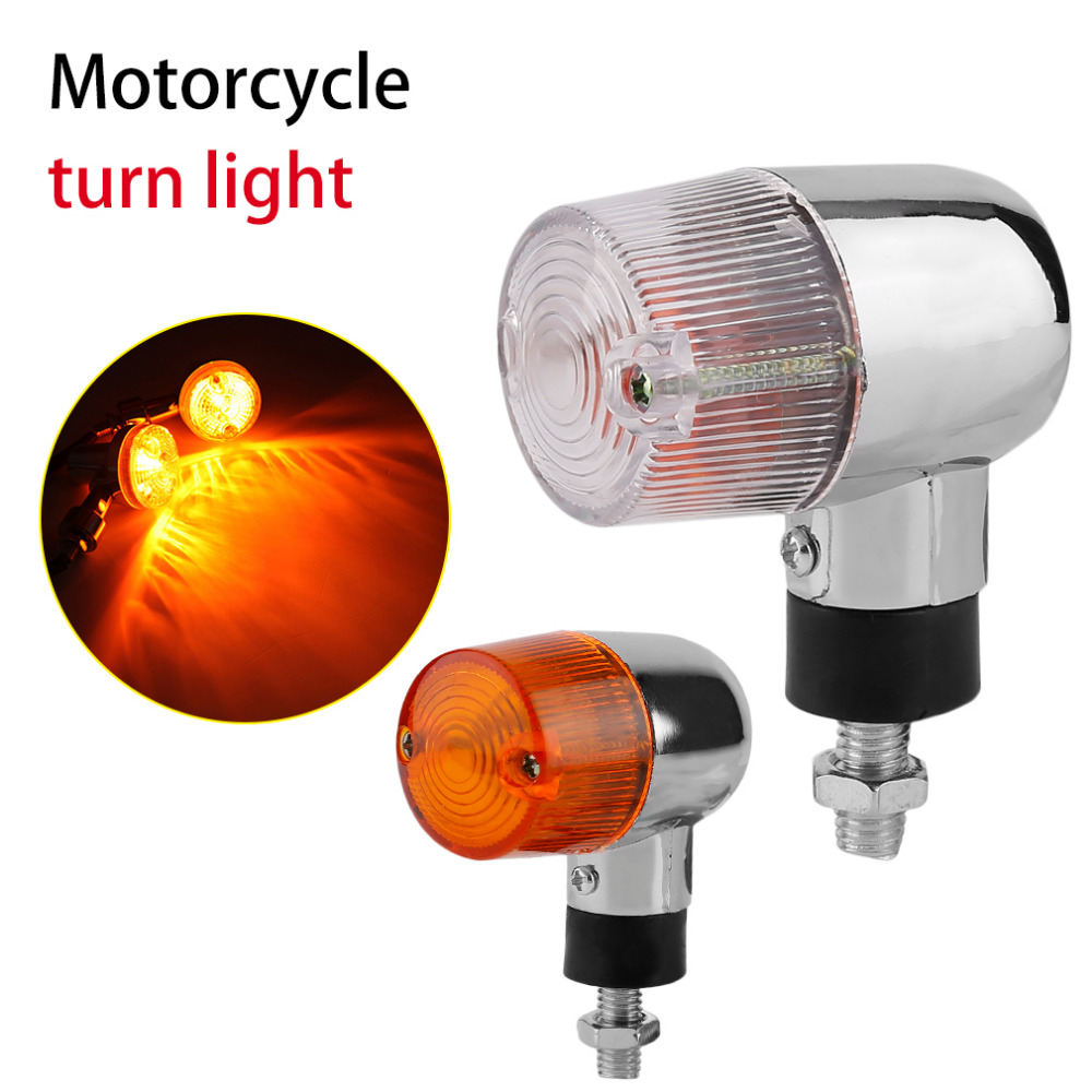 CATUO Newest Fashion Motorbike Turn Signal LED Indicator Light Flasher Repair Replacement Electra Bright Motorcycle font