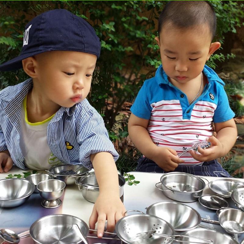 Lovely Pretend Play Μίνι Κουζίνα Μοντέλο - Παιχνίδι ρόλων - Φωτογραφία 5