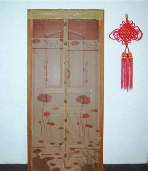 Anti muggen deur