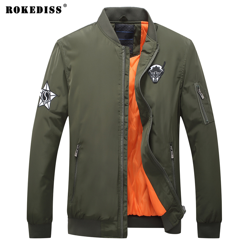 Подробнее о ROKEDISS Brand 2017 Slim Fashion WINTER JACKET MEN MENS Warm Casual Thick jackets Cotton Male Coats  Jackets Parkas W016 gueqi 2017 men winter jacket brand clothing warm fashion casual solid men s popular parkas for male jackets outwear coats 6867