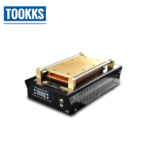 Image 4 - 7 Inch Elektrische Lcd scherm Separator Ingebouwde Vacuümpomp Screen Split Rvs Hete Plaat Voor Mobiele Telefoon reparatie