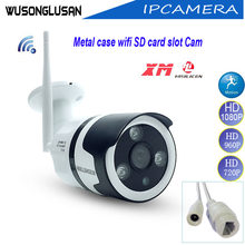 App iCsee XMeye SD Card Slot Wireless wifi IP Camera 2MP 1080P 960P 720P Motion detector Onvif Built in Microphone CCTV Camera(China)