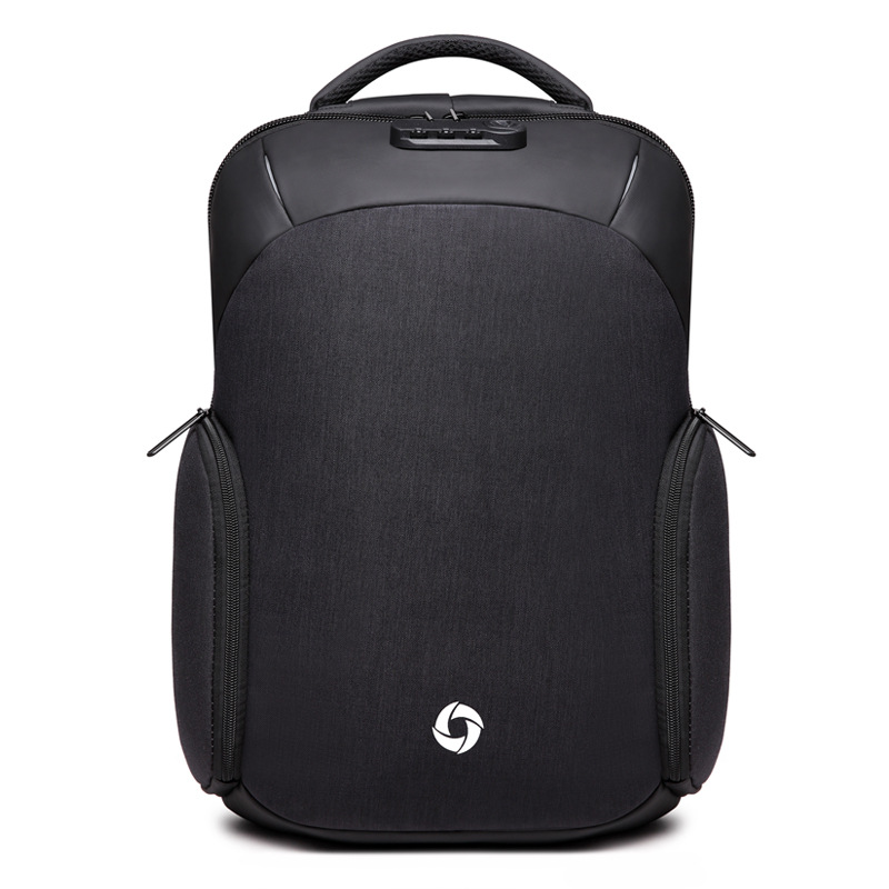 New Waterproof Backpack Usb Charging Backpack Male Creative Computer Backpack Leisure Anti-Theft Backpack