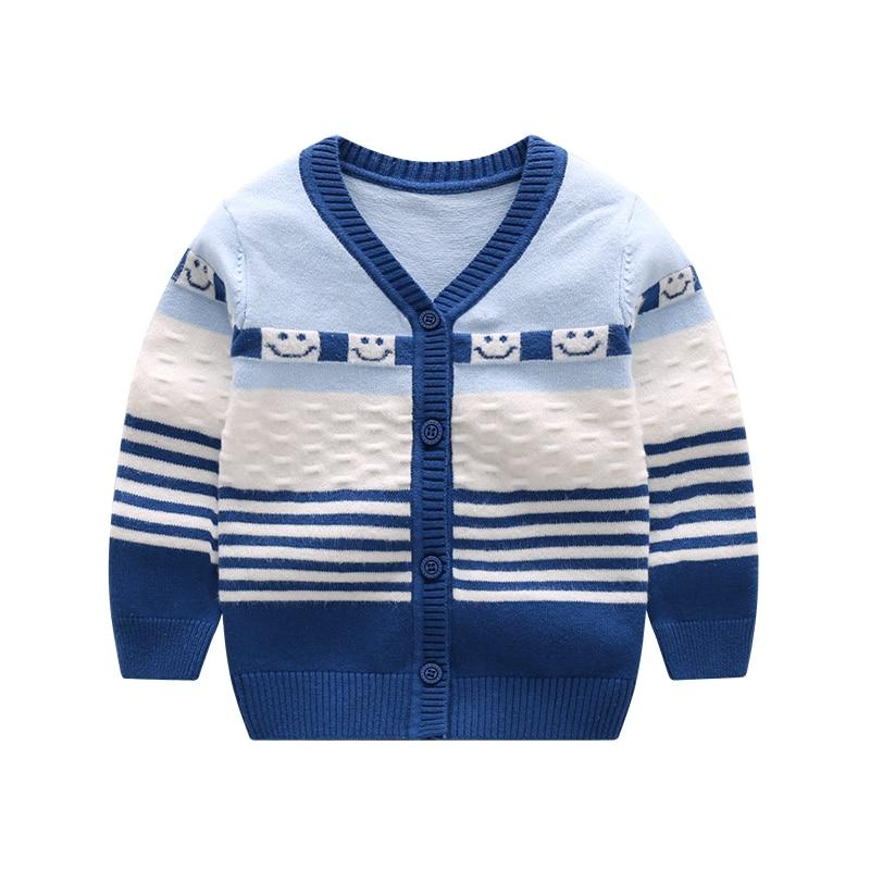 c61b22f1d Soft Knitting Baby Sweater Striped Newborn Girls Sweaters Cotton ...