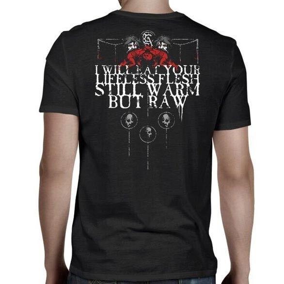 CARACH ANGREN Horror Metal T SHIRT Brand New Official Shirt t ...