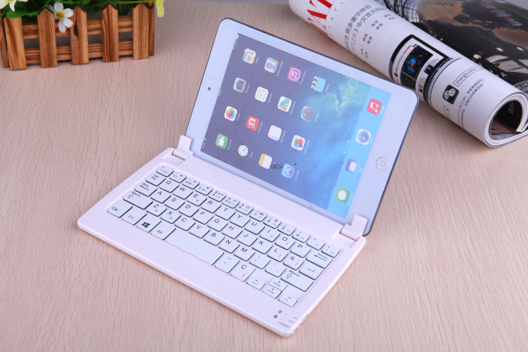 2016  Original Keyboard with Bluetooth for lenovo s8-50 Tablet PC for  lenovo s8-50keyboard russian original lenovo bluetooth keyboard for s6000 android tablet pc ios ipad universal model 2 4ghz with lithium batteries