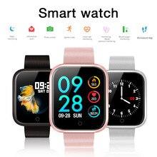 Ip68 à prova dip68 água relógio inteligente p70 p68 bluetooth 4.0 smartwatch para iphone lg monitor de freqüência cardíaca fitness rastreador