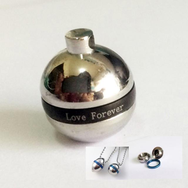 """""""Love Forever"""" Memorial Pendant"""