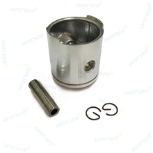 309 00001 0 47mm Piston Kit Std Fit for Tohatsu Nissan 2 5HP 3 5HP Diameter