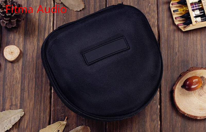 Portable EVA Bag For Marshall I Marshall II Marshall Bluetooth For ATH FC700 FC707  SJ33 SJ55 SJ3 SJ5 FW3 Headphones Bag