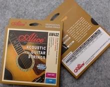 Alice Alice SL/L-AW432 hochwertigen folk guitar strings