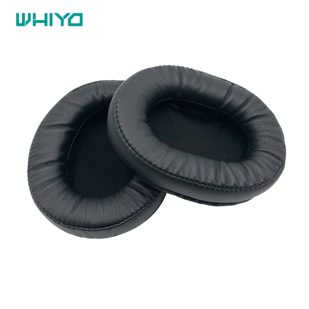 Whiyo 1 Pair Of Sleeve Earmuff Ear Pads Cushion Cover Earpads Replacement Cups For Panasonic RP HD10E HD10 Hedset