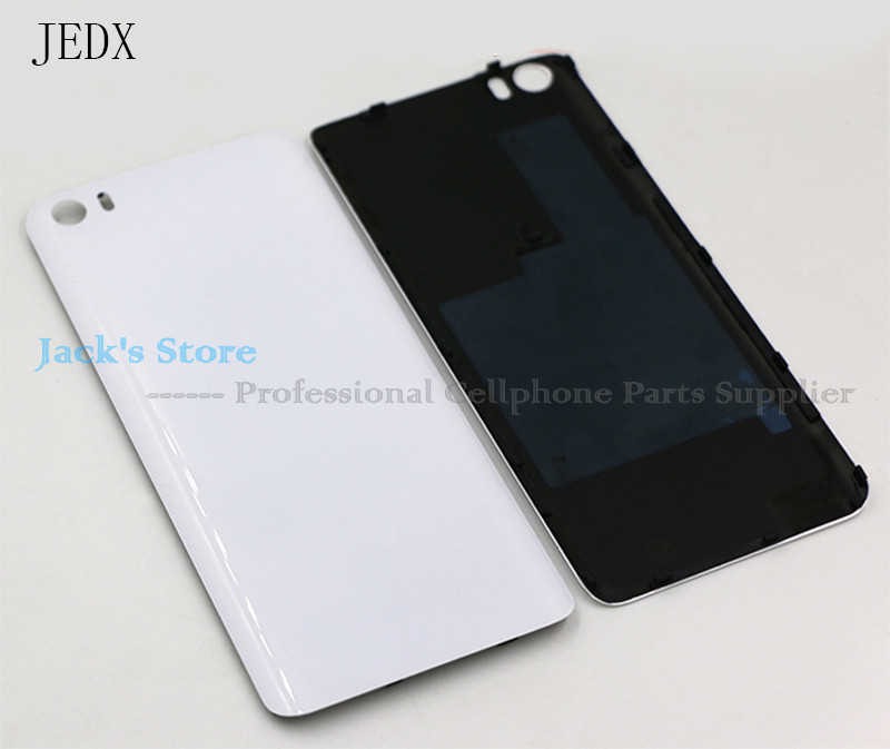 bilder für Für Xiaomi Mi 5 M5 Mi5 Batterie Abdeckung Original 3D Glas Material Zurück Batteriefach Gehäuse tasche Schwarz weiß