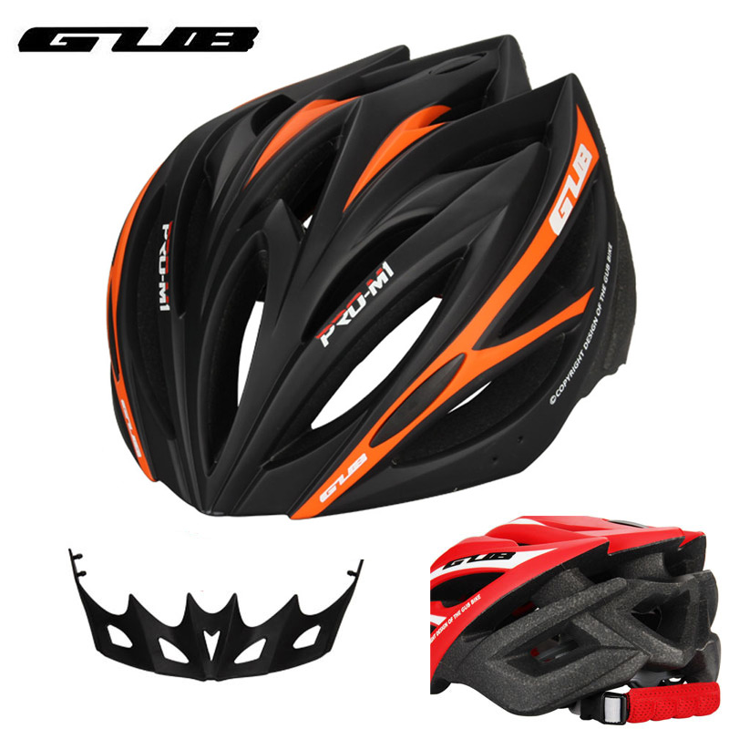 Road, Bicycle, Integrally-molded, Mountain, Helmet, Men