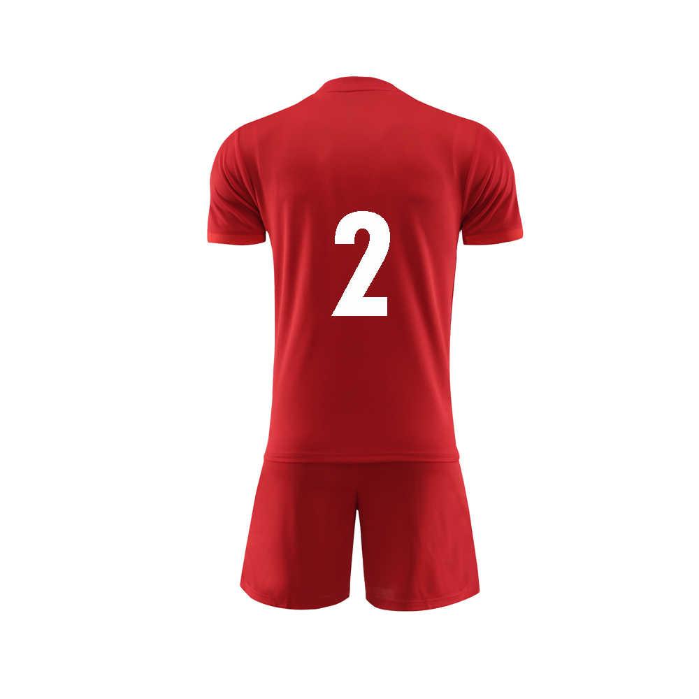 d8f23f28 2019 Men & Boys Football Team Custom Soccer Jerseys Club Team ...