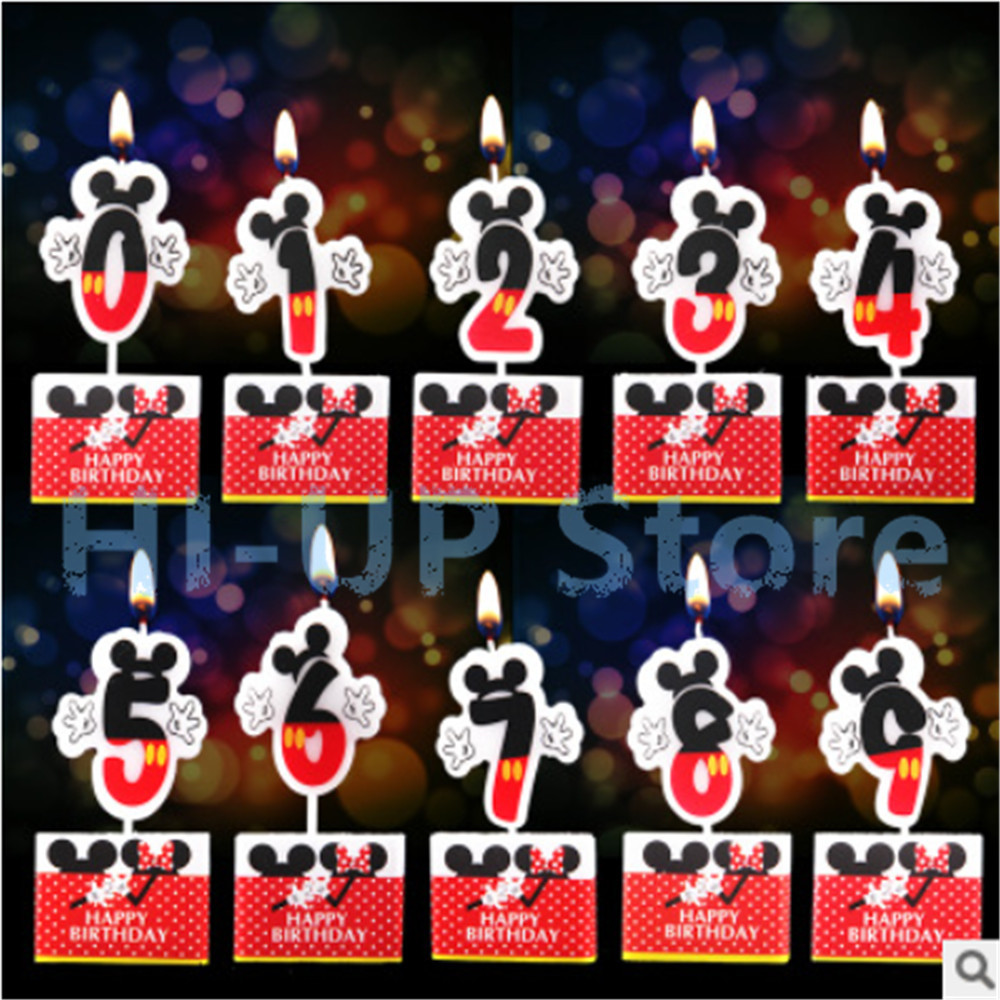 Popular Mickey Mouse Birthday Party Supplies-Buy Cheap Mickey ...