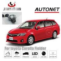 JiaYiTian rear camera For Toyota Corolla Fielder 5D wagon 2013~2018 Reverse camera CCD Night Vision license plate camera