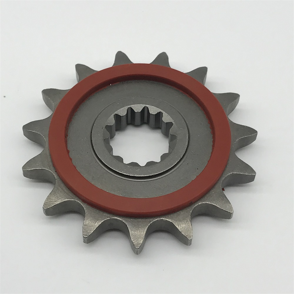Small Sprocket   15 Teeth Pinion For Benelli TRK 502  BJ300 TNT300 BN302 BJ500 BJ600 TNT600