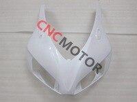 ABS Plastic Front Upper Cowl Nose Fairing Bodywork For Honda CBR 1000 RR 2006 2007 Unpainted