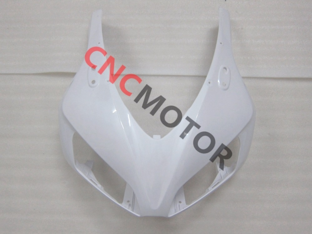 ABS Plastic Front Upper cowl nose Fairing bodywork for Honda CBR1000RR 2006 - 2007 Unpainted ноутбук hp zbook 14u 14 1920x1080 intel core i7 7500u 256 gb 8gb amd firepro w4190m 2048 мб черный windows 10 professional 1rq68ea