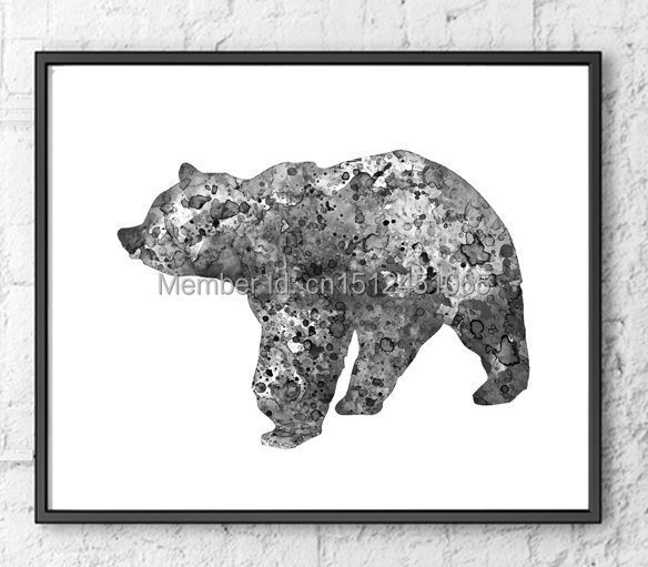 New kids children wall art decor living room bedroom home wall decor ...