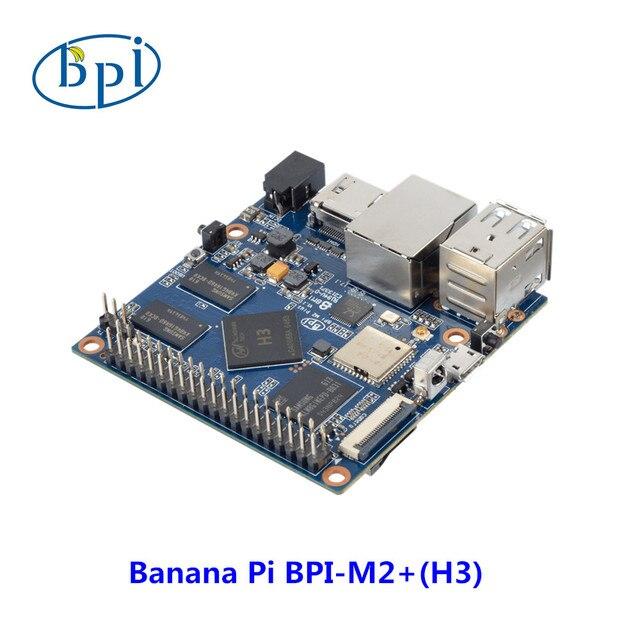 Allwinner H3 puce banane PI BPI M2 + (M2 Plus) planche