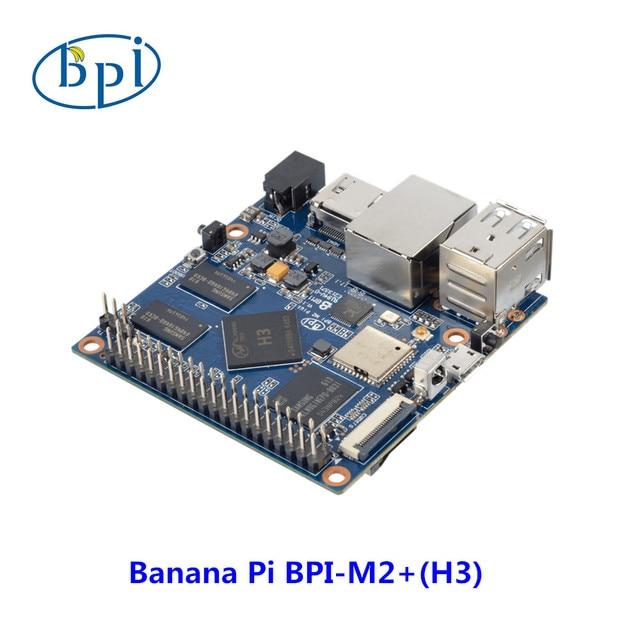 H3 chip Quad-Core A7 Allwinner SoC BPI-M2 Além de Banana Pi M2 + placa de desenvolvimento