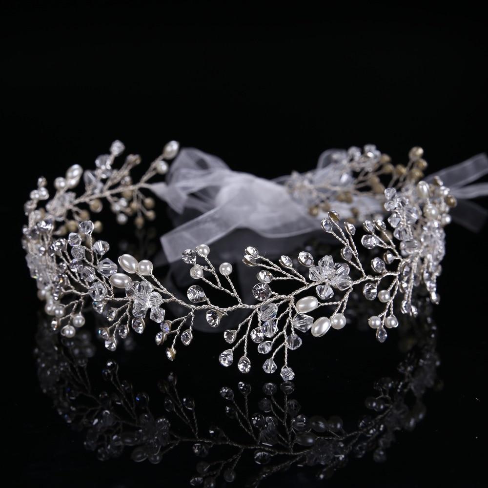 High Quality Tiara font b Wedding b font Hair Comb Bridal Hair font b Accessories b