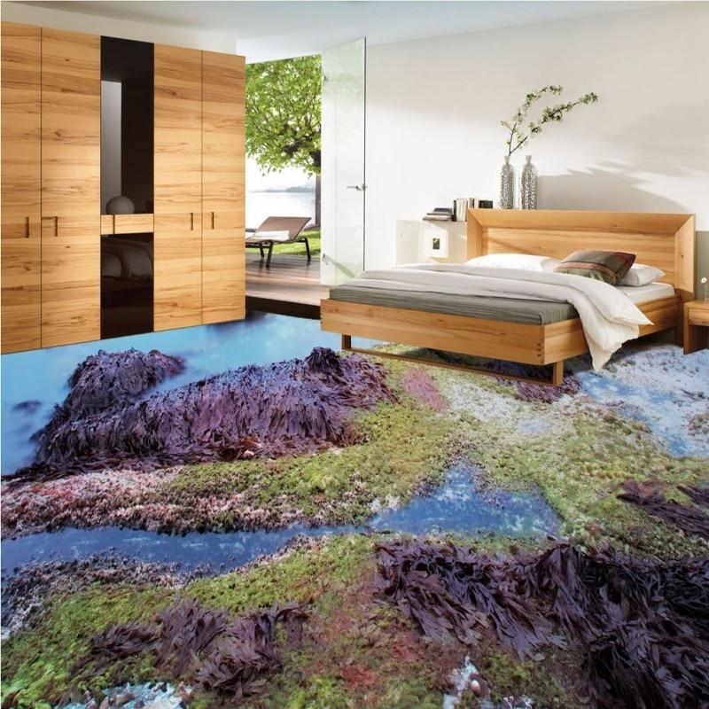 Freies Verschiffen Nach Hd Stein Wasser 3d Wohnzimmer Boden