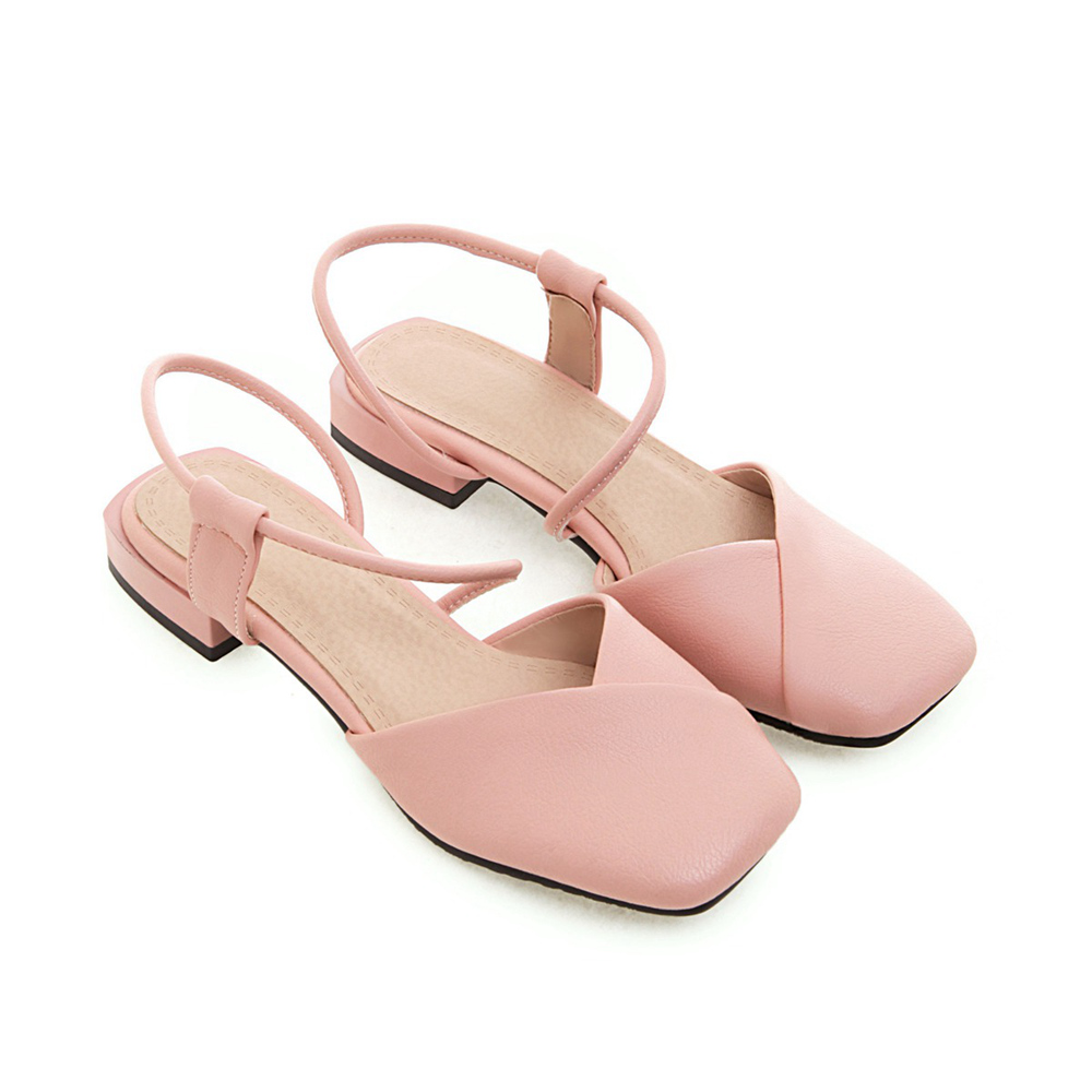 Womens Sandals New Arrival Hot-selling Summer shoes Square Toe Sweet Fashion  Square Heel  PU Women Shoes S-HGJF-216Womens Sandals New Arrival Hot-selling Summer shoes Square Toe Sweet Fashion  Square Heel  PU Women Shoes S-HGJF-216