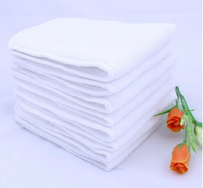 3 Pcs Of Adult Microfiber Wash Cloth Diapers Microfiber Wash Cloth Adult Urine Pad  (Diaper Pad)