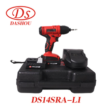 DS 14.4V Cordless Screwdriver Electric DS14SRA-LI Lithium Torque 130N.m 1 PC
