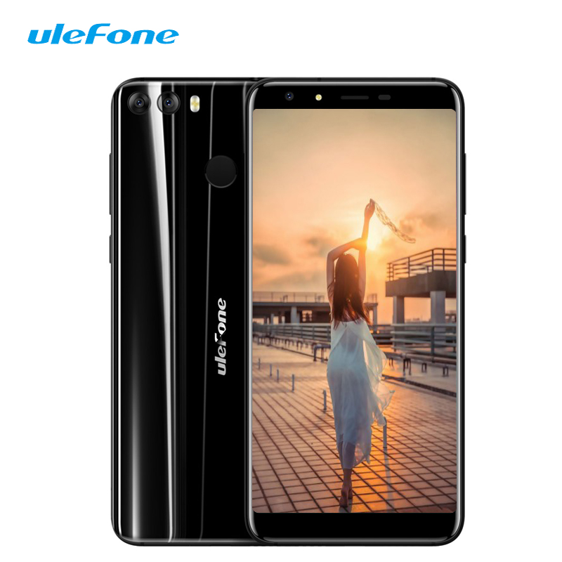 Ulefone Mix 2 18 9 4G LTE Smartphone 5 7 Inch Full Screen MTK6737 Quad Core